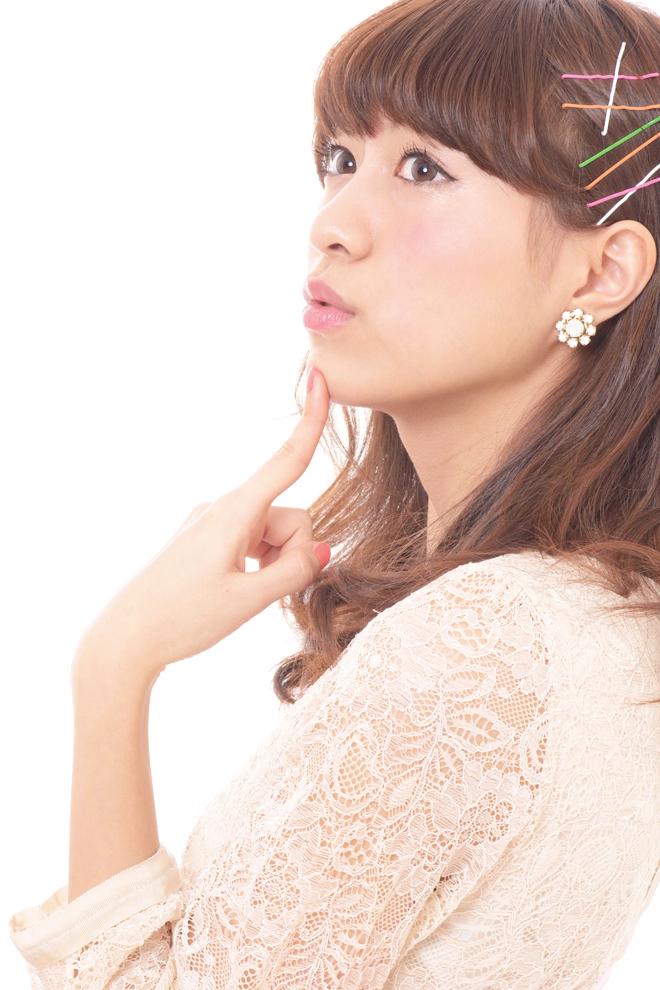 モデル「HAZUKI」